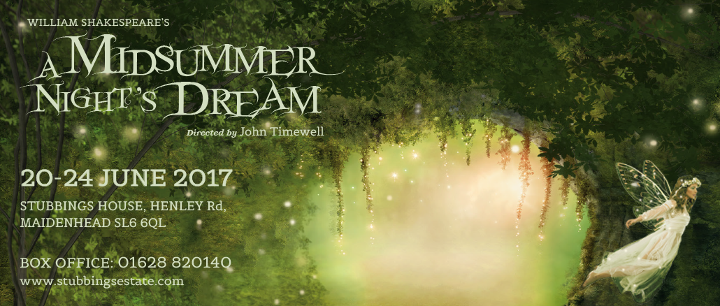 The Garden Players - A Midsummer Night's Dream